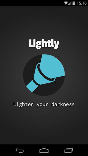 Flashlight Lightly