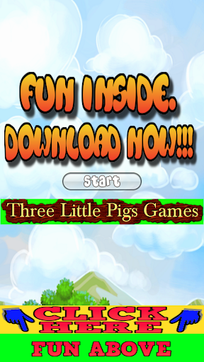 Three Little Pigs Games