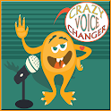 Crazy Voice Changer icon