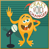 Free Crazy Voice Changer APK for Windows 8
