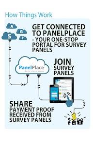 PanelPlace - Earn From Survey screenshot
