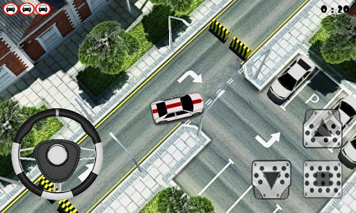 玩賽車遊戲App|駐車場の挑戦3D免費|APP試玩