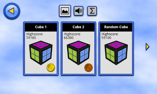 Cubory Lite - 3D Memory Game- screenshot thumbnail