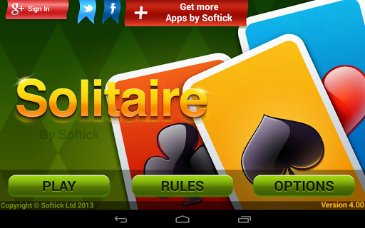Solitaire 4.7.953 screenshots 1