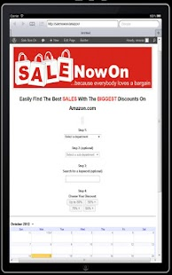 Sale Now On (USA) - screenshot thumbnail