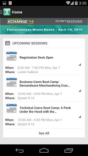 Demandware XChange Conferenece|玩商業App免費|玩APPs