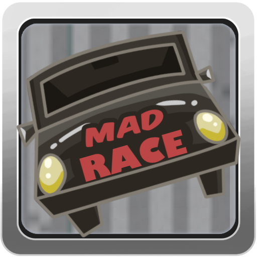 Mad Race 賽車遊戲 App LOGO-APP試玩