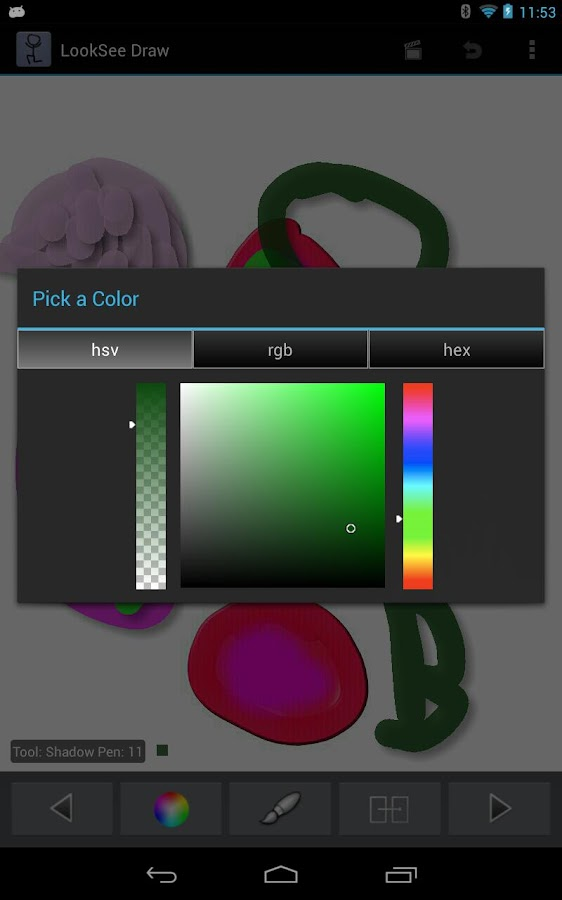 LookSee Draw- screenshot