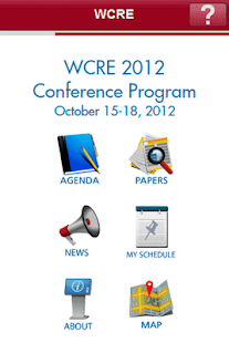 WCRE - screenshot thumbnail