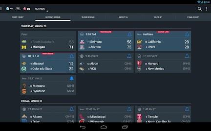 NCAA March Madness Live Screenshot 25