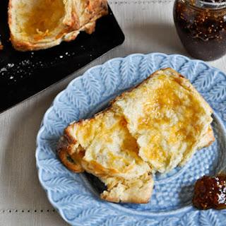 Cheesy Puff Pull Apart Bread.