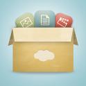 雲端資料櫃 logo