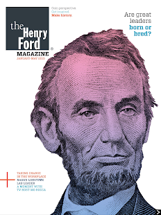The Henry Ford Digital Magazin - screenshot thumbnail