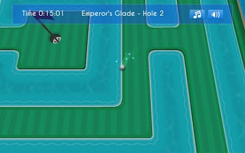 Tilt Golf: Online Tournament v2.2
