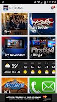 Screenshot of KELOLAND News/Weather/Sports