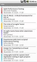 Screenshot of Agile Testing Days