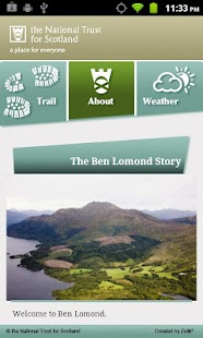 Ben Lomond Trail Companion- screenshot thumbnail