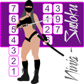 Ninja Sudoku