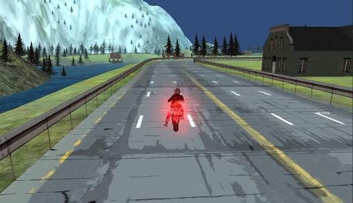Motor Bike Racing Simulator HD