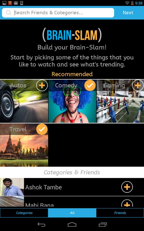 brain slam