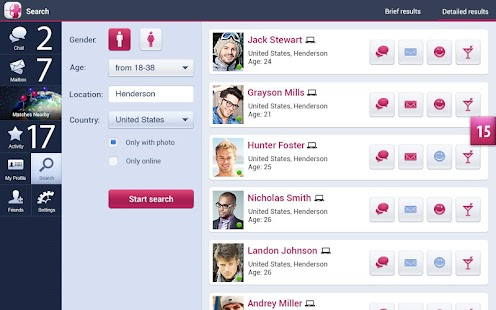 Cupid.com - Dating for singles - screenshot thumbnail