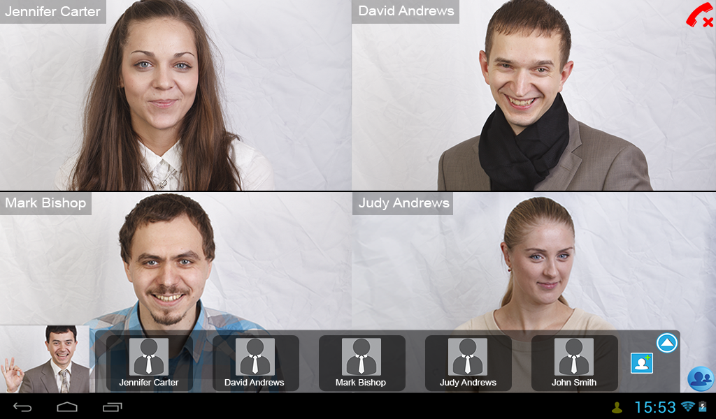 TrueConf Video Call - screenshot