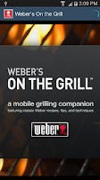 Screenshot of Weber's On the Grill™