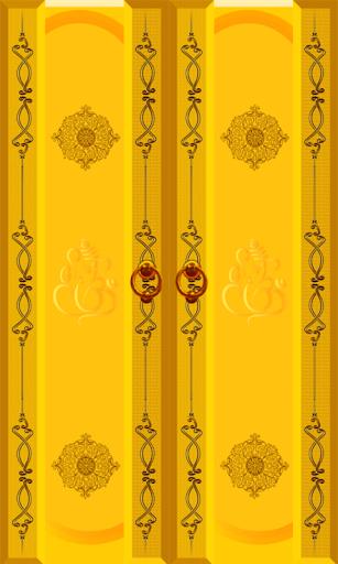 Lord Dattatreya 3D Temple