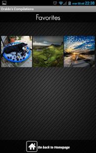 Oraldo's Compilations - screenshot thumbnail