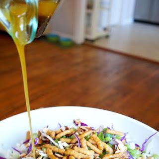 Tangy Asian Sesame Salad.
