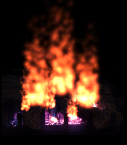 Fireplace Free - screenshot