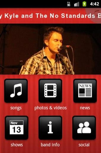 【免費音樂App】Gary Kyle-APP點子