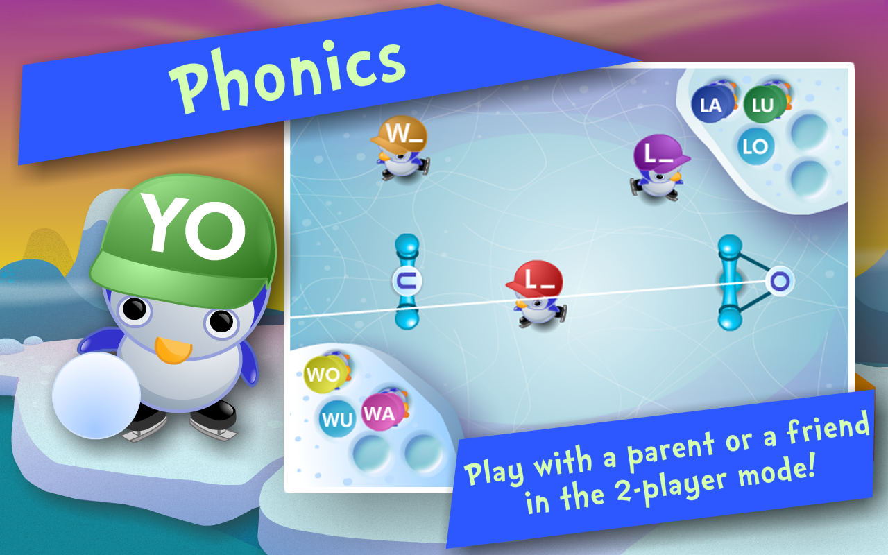 Alphabet & Spelling Kids Games - screenshot