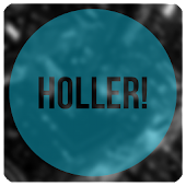 Holler! blu Icon Pack