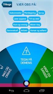 Viden om demens- screenshot thumbnail
