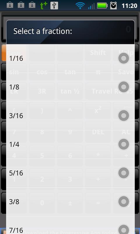 Pipe Fitter Calc - screenshot