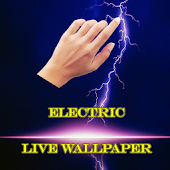 Electric Live Wallpaper