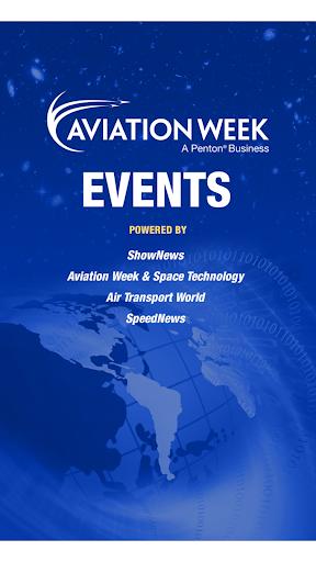 【免費商業App】Aviation Week Events-APP點子