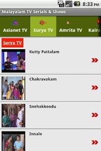 Malayalam TV Serials & Shows | FREE Android app market