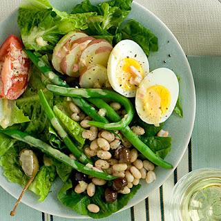 Niçoise Salad.