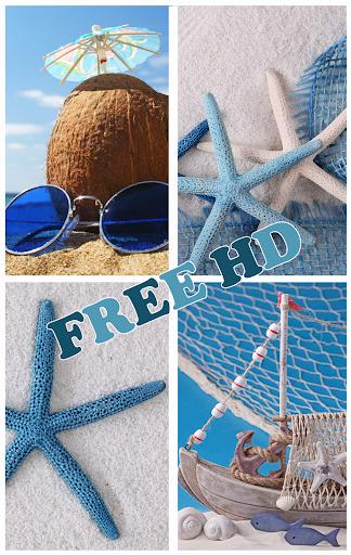 海滩壁纸|玩個人化App免費|玩APPs