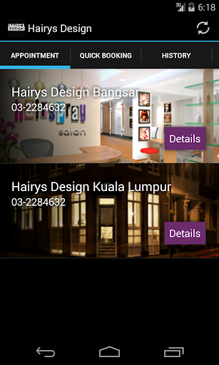 Hairys Design