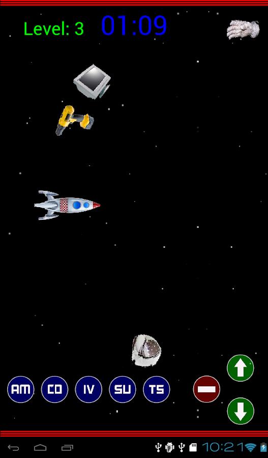Space Garbage- screenshot