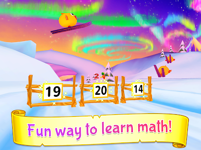 Wonder Bunny Math Race Grade K- screenshot thumbnail
