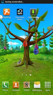 Magical Tree live wallpaper - screenshot thumbnail
