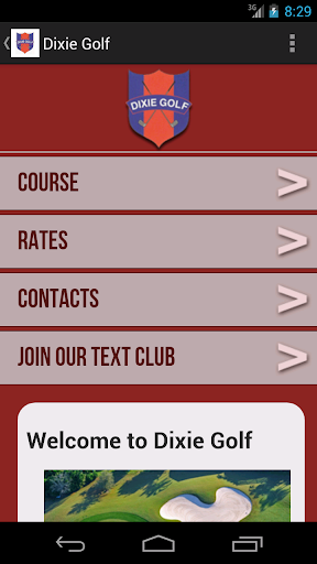 Dixie Golf