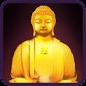 Buddhism Buddha Desk logo