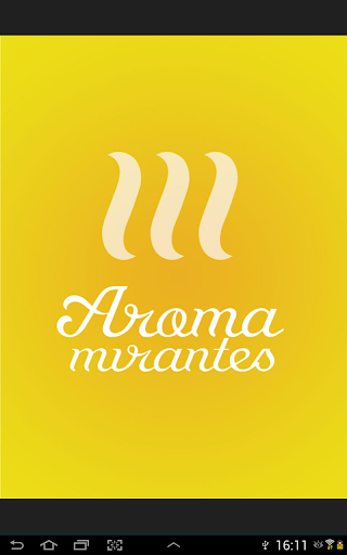 Revista Aroma Mirantes