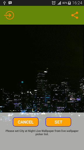 Night City Live Wallpaper Free