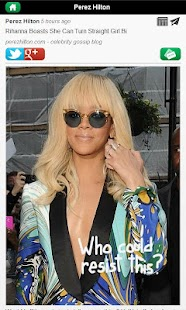 Rihanna Talk - screenshot thumbnail